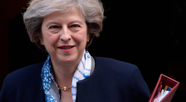 Tough decisions: Prime Minister Theresa May needs to ensure all are happy with how the UK leaves the EU