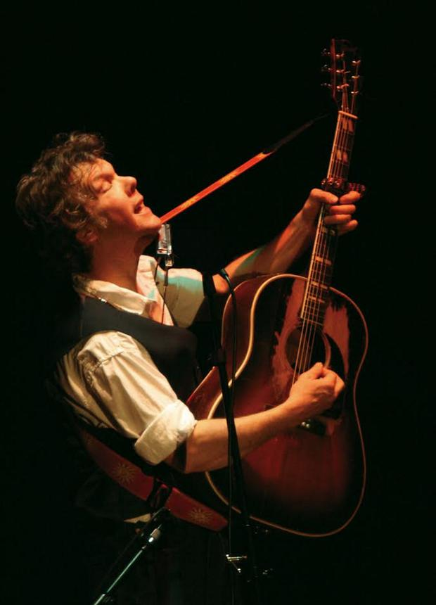 Mississippi minstrel: the ever-popular singer-songwriter Steve Forbert