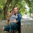 Antoine Leiris with his son Melvil