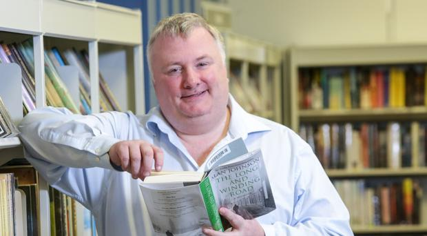 BBC Northern Ireland boss Peter Johnston said television is 'built around popular presenters'. Above: Stephen Nolan