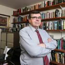 Spiritual journey: the Belfast Telegraph's late political editor, Liam Clarke, was a Zen Buddhist, and wrote inspiringly about facing up to his terminal illness