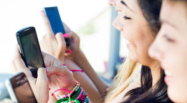 Minimum effort: teenagers want to convey information as quickly as possible