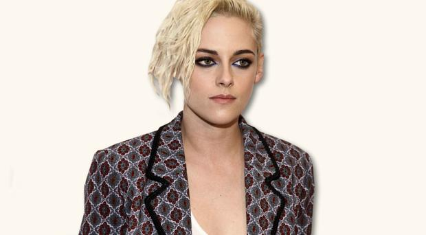 Hollywood bombshell: Kristen Stewart has had the blonde look