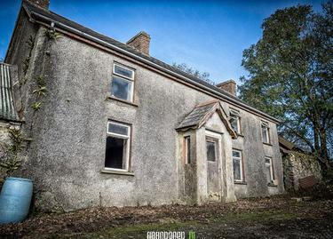 Abandoned NI's haunting snapshots of lives that have turned