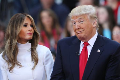 Melania Trump has come under fire for not joining her husband Donald Trump in the first six months when he becomes the US President