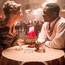 All smiles: Rosamund Pike and David Oyelowo in A United Kingdom