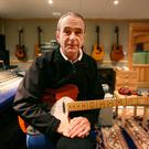 Rock on: Francis Rossi and his band Status Quo are still going strong after almost 50 years in the music business