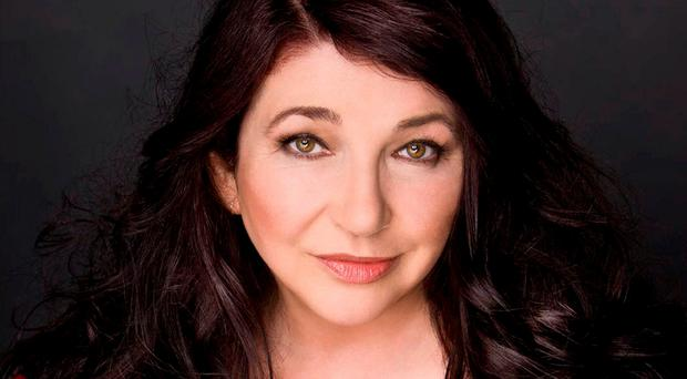 Right on: Kate Bush (pictured) is a fan of PM Theresa May