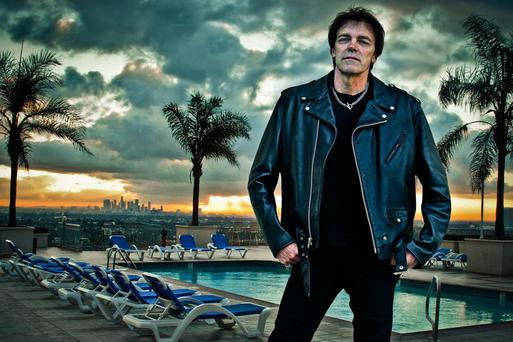 Punk survivor: Richie Ramone