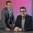 Game on: Alexander Armstrong and Richard Osman