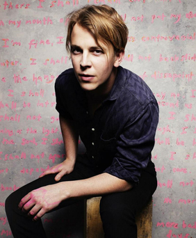 Wise act: Tom Odell has released a new Christmas album