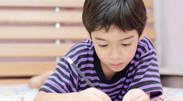 Word wise: children's writing improves if they keep a diary