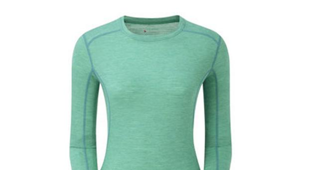 Montane women's Primino long-sleeve T-shirt