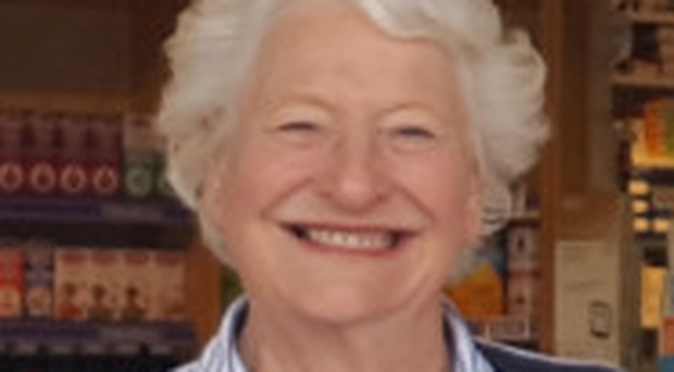 Campaigning: Dame Mary Peters