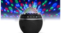 iDance BB10(BK) Disco Lights Blu