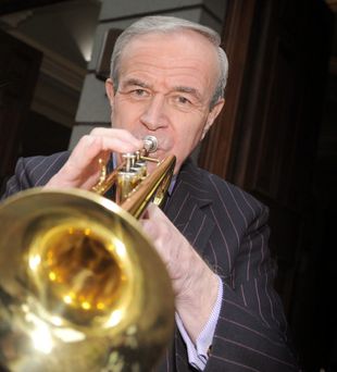 Professor Sir George Bain, former chairman of the Ulster Orchestra