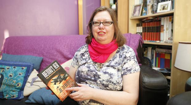 New leaf: Jo Zebedee walked away from her full-time career to be a writer