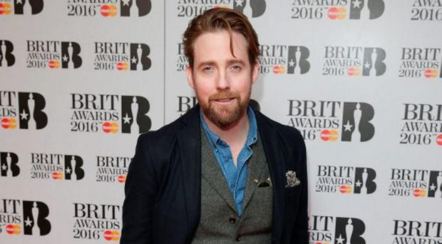 Returning star: Ricky Wilson is back with the Kaiser Chiefs