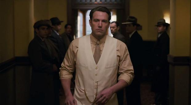Gun law: Ben Affleck in Live By Night