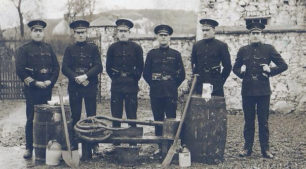 Moonshine mishap: the poteen still seized by police on a farm in Co Tyrone