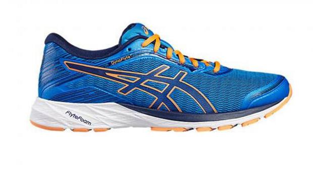 Asics is the brand favoured by those at the elite end of the amateur spectrum