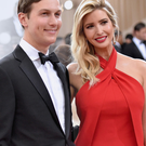 Golden couple: Jared Kushner and wife Ivanka Trump