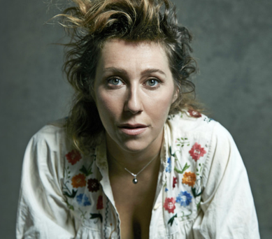 Family affair: Martha Wainwright is from a long line of musicians