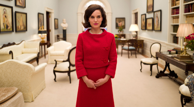 Powerful portrayal: Natalie Portman as Jackie Kennedy