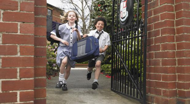 School's out: parents are being urged to get involved