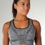 Bra-vo!: a good sports bra is vital for running or going to the gym