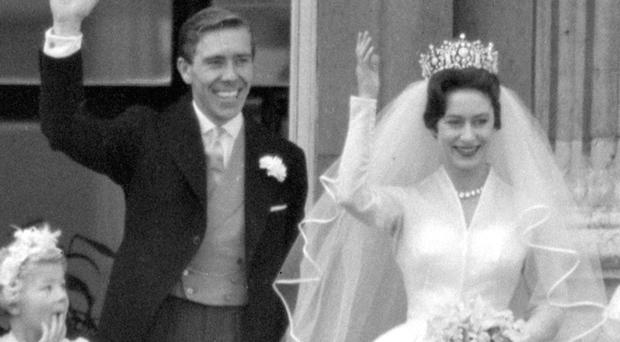 Liberal living: Lord Snowdon and Princess Margaret