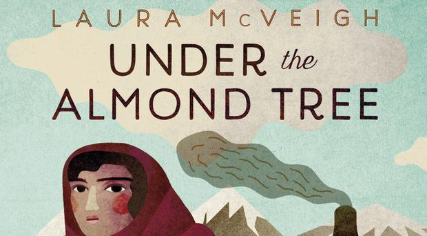 Under The Almond Tree, by Laura McVeigh