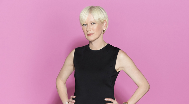 Leading lady: Joanna Coles