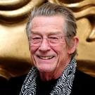 Irish leanings: John Hurt