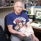 Creative mind: David at his home in Dunmurry
