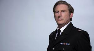 Adrian Dunbar, who was born in Enniskillen, is one of the stars of Line of Duty