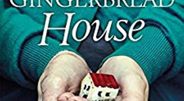 The cover of The Gingerbread House by Kate Beaufoy