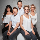Glittering return: Steps are releasing a new album next month
