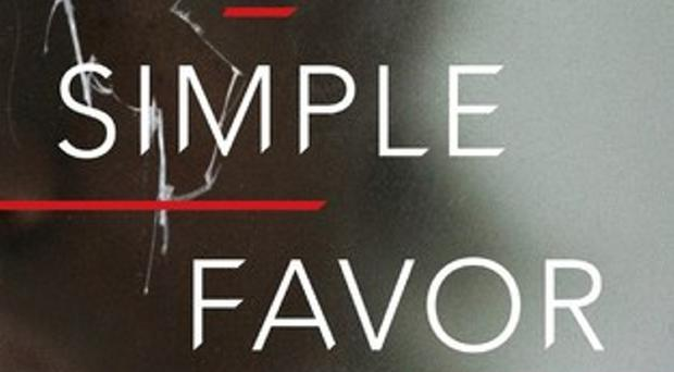The cover of A Simple Favour by Darcey Bell