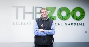 Belfast Zoo manager Alyn Cairns: 'Who in their office