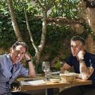 Two's company: Rob Brydon and Steve Coogan in The Trip to Spain