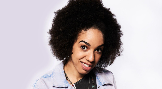 New Role: Pearl Mackie is excited to be joining the cast of Doctor Who