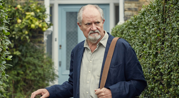 Past unearthed: Jim Broadbent in The Sense Of An Ending, which is based on the Man Booker Prize-winning novel by author Julian Barnes