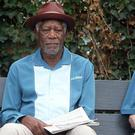 Screen gems: Morgan Freeman and Michael Caine in new film Going in Style