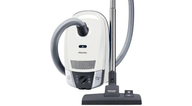 Miele Compact C2 Allergy EcoLine Bagged Cylinder Vacuum Cleaner SBD290, £250, Debenhams