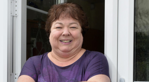 Back home: Author Carol Kravetz has returned from the US to live in Comber