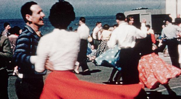 Stepping out: Bank Holiday fun in Bangor with live music and outdoor dancing in the fifties