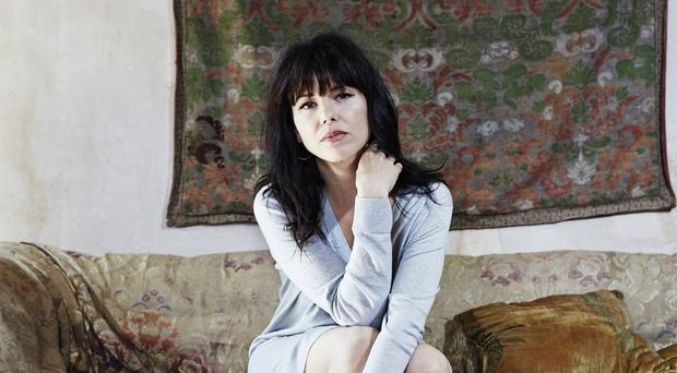 New woman: Imelda May is enjoying life once again