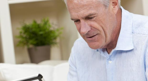 Senior service: there are a number of apps and websites aimed at helping the older generations