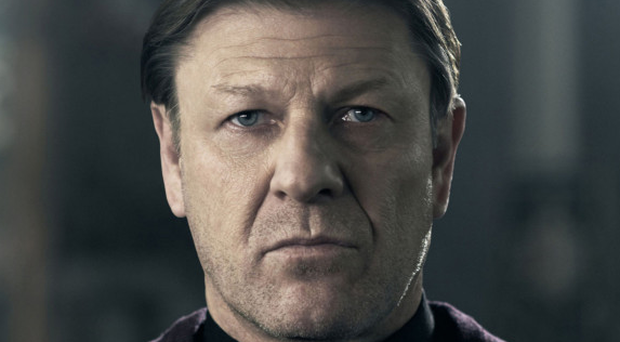 Clerical role: Sean Bean as a priest in Broken